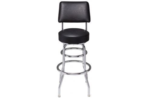 Fender 30'' Blackout Backrest Barstool