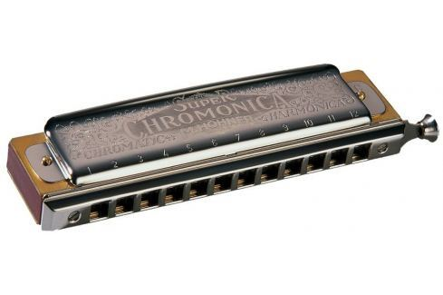 Hohner Super Chromonica 48/270 G