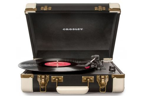 Crosley CR6019A Executive Black/White