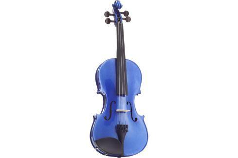 Stentor Violin 4/4 HARLEQUIN Atlantic Blue