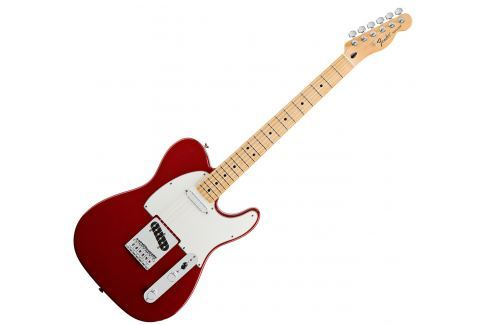 Fender Standard Telecaster MN Candy Apple Red