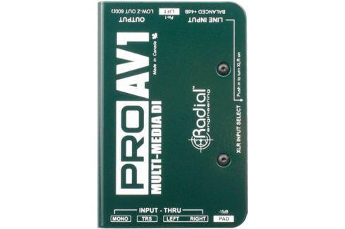 Radial ProAV1 Multimedia DI