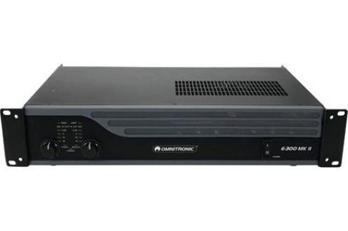 Omnitronic E-300 MKII