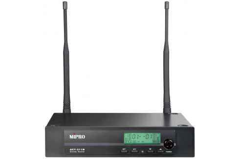 MiPro ACT311-B Wireless TG H55ctan belt and ACT311 Receiver System