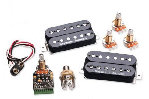 Seymour Duncan AHB-10s Blackouts Coil Pack System