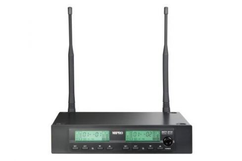 MiPro ACT-312B Dual-Channel Diversity Receiver