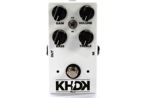 KHDK Electronics No. 2 Clean Boost