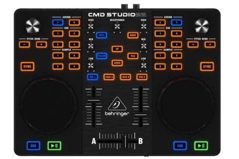 Behringer DJ CONTROLLER CMD STUDIO 2A