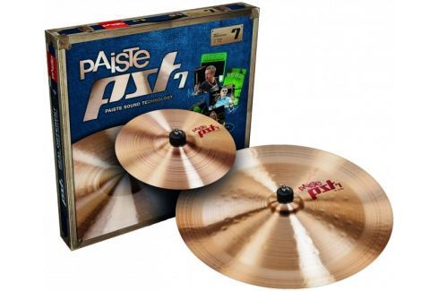 Paiste PST7 Effects Set (10/18)