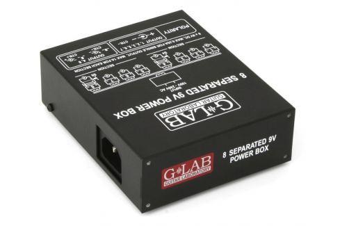 G-Lab 8 Separated 9V Power Box PB-1 (B-Stock) #907352