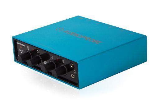 Audio Probe SPARTAN A Sky Blue
