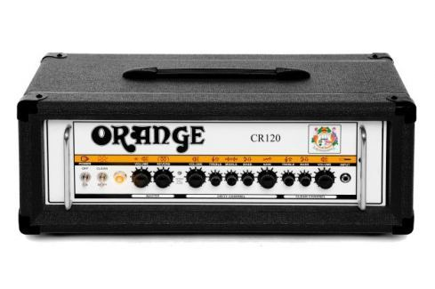 Orange CR120H Crush Pro Black