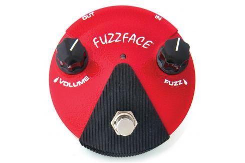 Dunlop FFM 2 Germanium Fuzz Face Mini Distortion