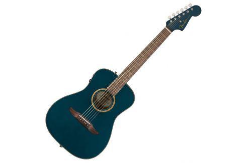 Fender Malibu Classic Cosmic Turquoise w/bag (B-Stock) #909727