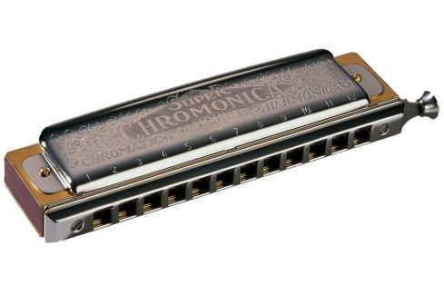 Hohner Super Chromonica 48/270 A