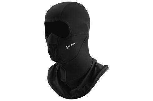 SCOTT Face Heater Hood MXVI schwarz - S(55-56)