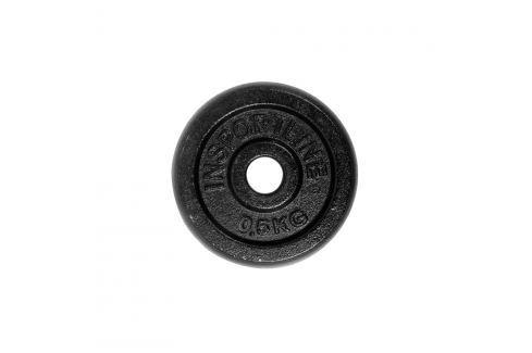 inSPORTline 0,5 kg ocelový