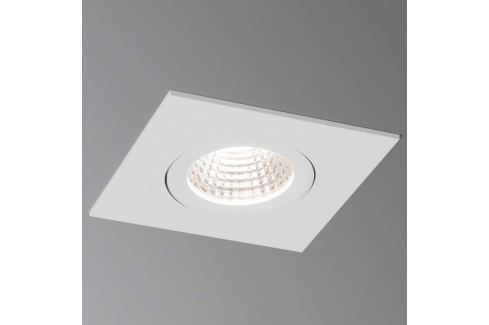Agon Square LED-Einbauspot 3.000K 40° weiß
