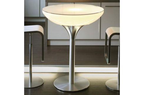 Vielfarbig leuchtender Lounge Table LED Pro 105 cm