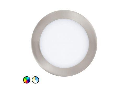 Eglo Connect Fueva-C LED-Einbauleuchte nickel 17cm