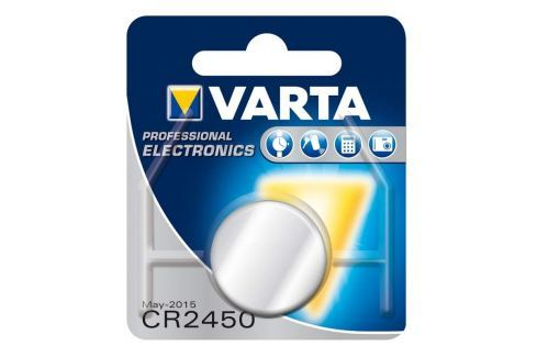 3V Lithium Knopfzelle CR2450