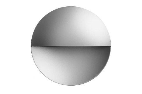 FLOS Giano - LED-Wandeinbauleuchte IP65 grau