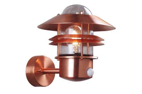 Wandleuchte BLOKHUS Sensor Kupfer
