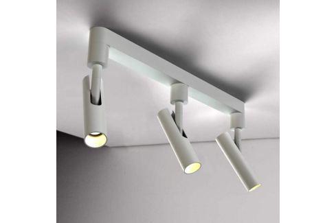 Dreiflammiger LED-Spot MIB 3 weiß