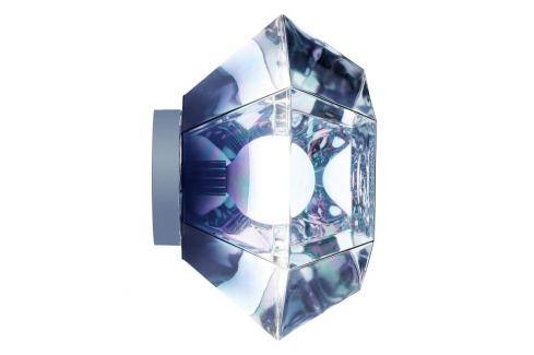 Tom Dixon Cut Surface - rauchblaue Deckenlampe