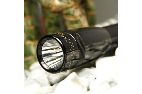Nützliche Taschenlampe LED Mini-Maglite, schwarz
