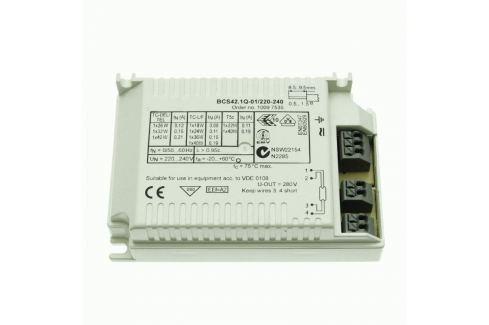 EVG 1 x 15-42 W T5 T8 TC BCS42.1Q-01/220-240