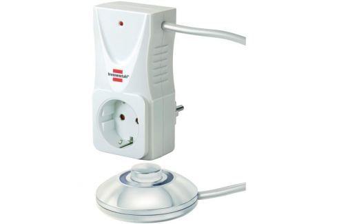 Praktischer Adapterstecker Euro2 & Schuko1 mSchalt
