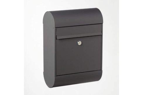 Skandinavischer Briefkasten 6000 schwarz