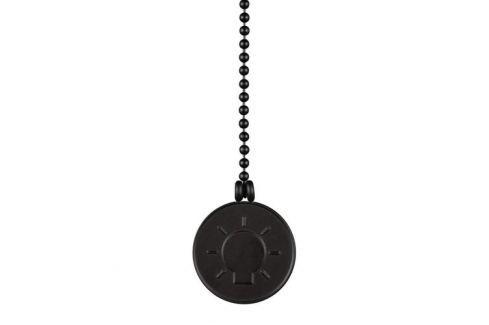 Westinghouse Glühbirnen-Medaillon Zugkette schwarz