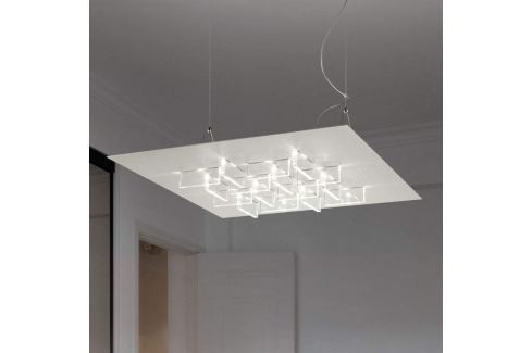 Exklusiv designte LED-Hängeleuchte Cristalli