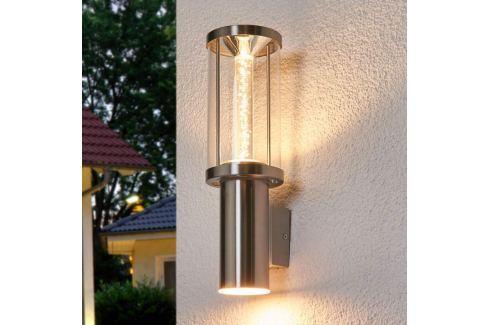 Schicke LED-Außenwandlampe Trono Stick
