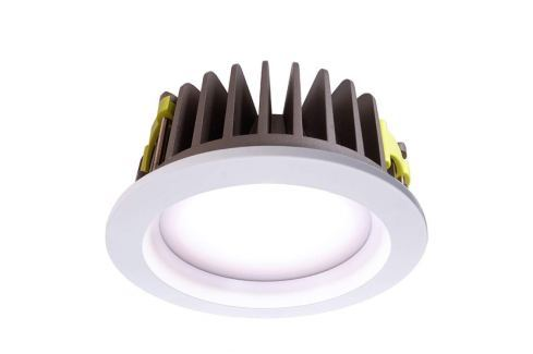 LED-Deckeneinbauspot COB210 37W universalweiß