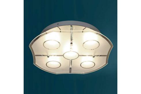 Ansprechend gestaltete LED-Deckenleuchte Varese