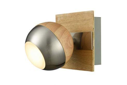 Natürlich wirkender LED-Wandspot Verus