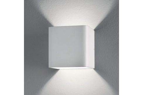 Kubische LED-Wandleuchte Gino, 6 W