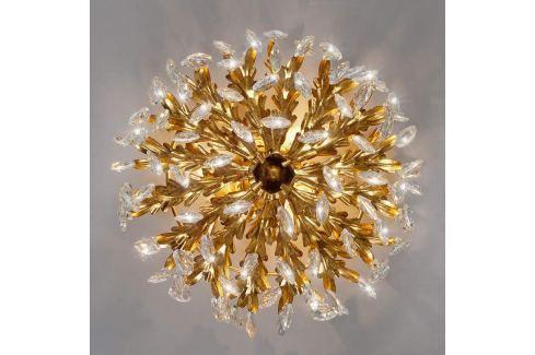 Prachtvolle Kristall-Deckenleuchte Guel