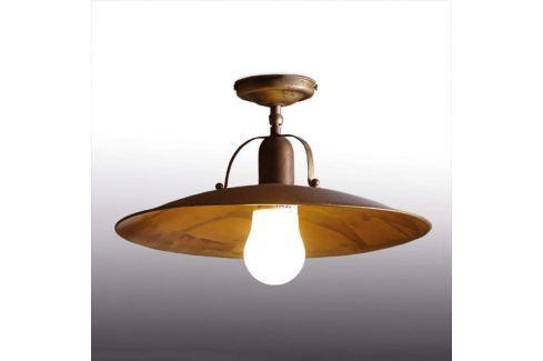 Rustikal wirkende Deckenlampe Osteria, 39 cm