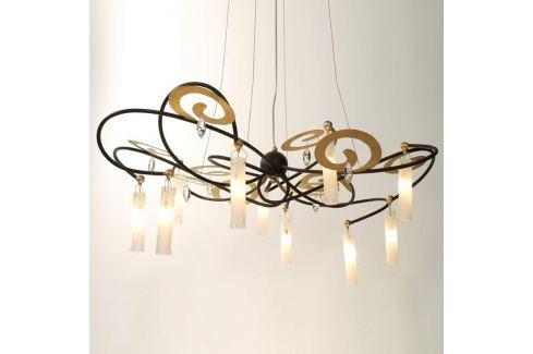 Exklusive LED-Hängeleuchte Casino Grande, 110 cm