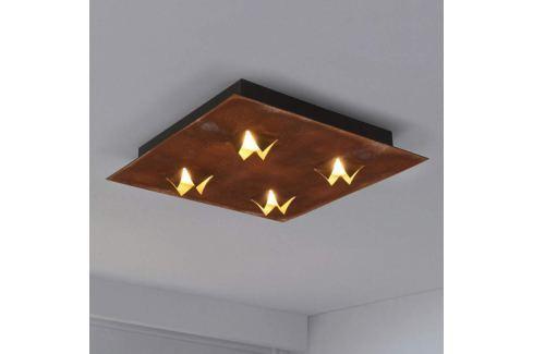 Quadratische LED-Deckenleuchte Roni - dimmbar