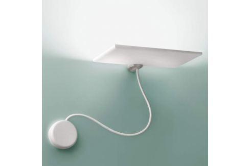 ICONE GiuUp - weißer LED-Wandfluter 40 W