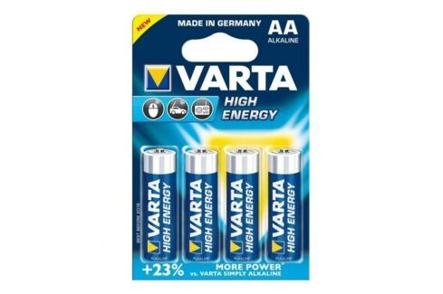 High Energy Batterien Mignon 4906 AA von VARTA