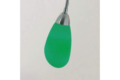 de Majo Poli Po Leuchtenglas grün